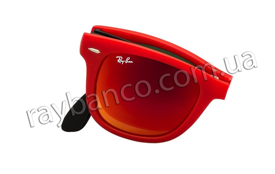 Солнцезащитные очки Ray Ban Wayfarer Folding, 4105 - 6018 68  купить ... b0aedf2db72